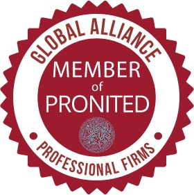 "Ved Gupta & Co has now become the member of ""Pronited"""